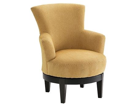 Justine Accent Swivel Chair