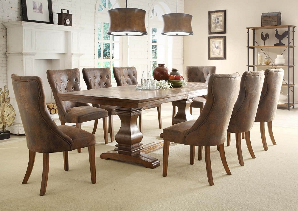 Marie Louise 7 Piece Dining Set : 2526 96 2526s 1 2 from abodeandcompany.com size 1000 x 706 jpeg 478kB